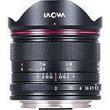 Laowa 7.5mm f/2 MFT Nero
