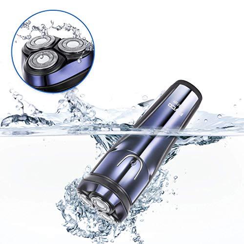 FLYCO Electric Razor Rotary Shaver for Men