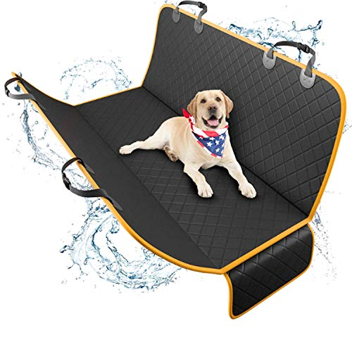 Dog Car Seat Cover,Dog Back Seat Cover Protector