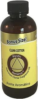 Premium Fragrance Oil Clean Cotton 4 oz