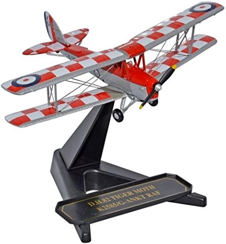 DH82 Tiger Moth RAF, K2585 32 Squadron 1 72 Scale