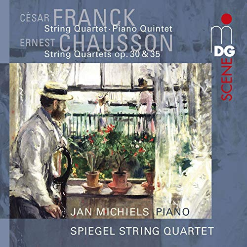 Franck & Chausson: Kammermusik