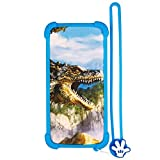 Lovewlb Case for Bq Aquaris E5s Case Silicone border + PC
