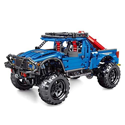 CYGG 1630pcs Technic Sports Car Off-Road Vehicle Kit Modelo de construcción para Adultos niños