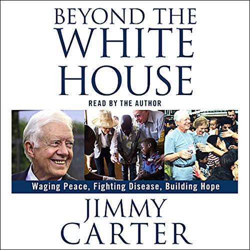 Beyond the White House audiobook cover art