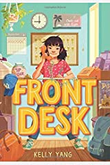 Front Desk Library Binding