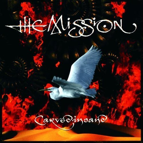 Carved in Sand by Mission U.K. (1990) Audio CD