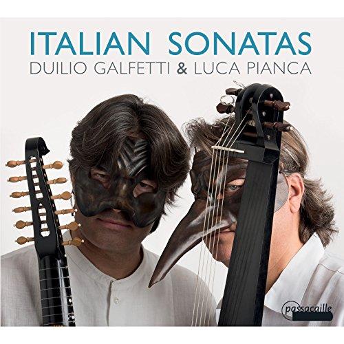 Italian Sonatas for Mandoline