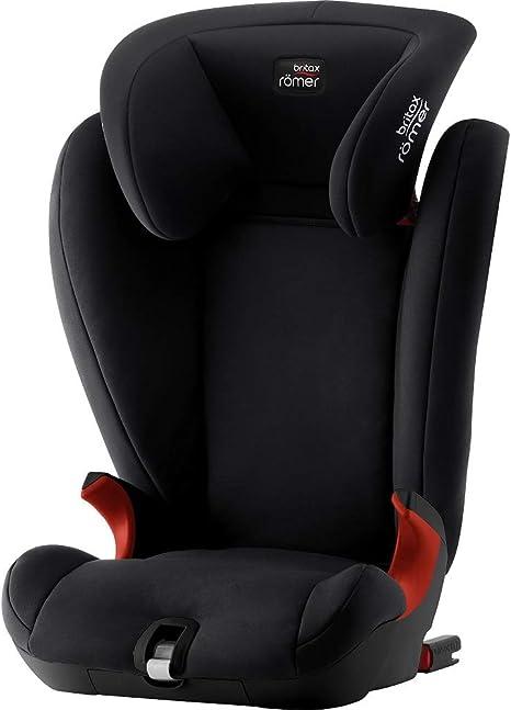 Britax Römer car seat 15-36 kg, KIDFIX SL BLACK SERIES Isofix group 2/3, Cosmos Black: image