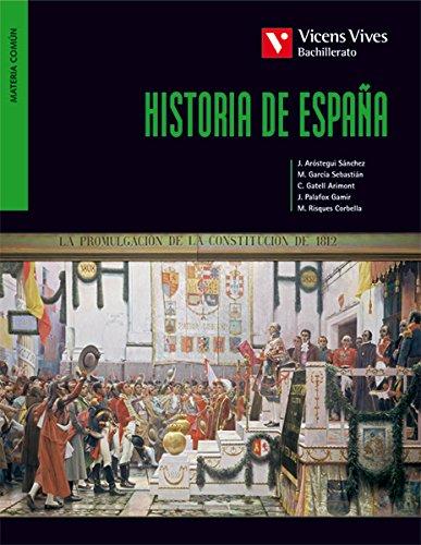 Historia De España - 9788431690373