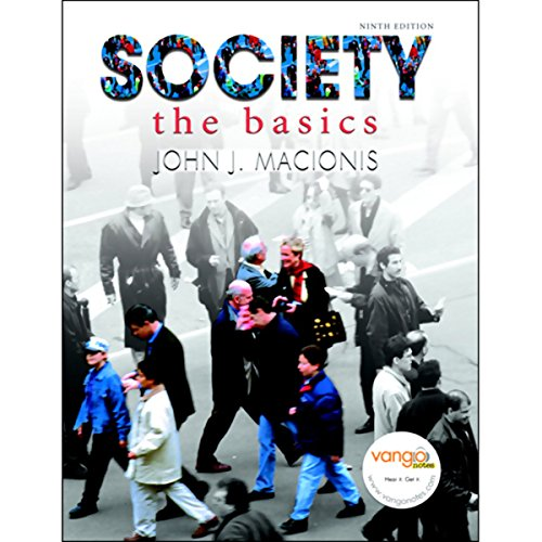 VangoNotes for Society audiobook cover art