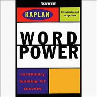Kaplan Word Power cover art