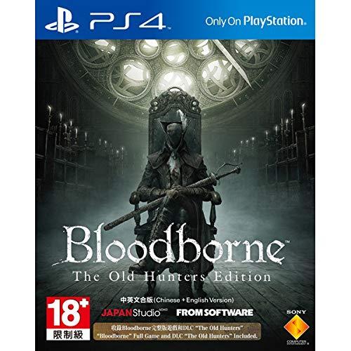 PS4 Bloodborne Game of the Year Edition Asiatische Version Chinesisch + Englisch Untertitel englische Stimme