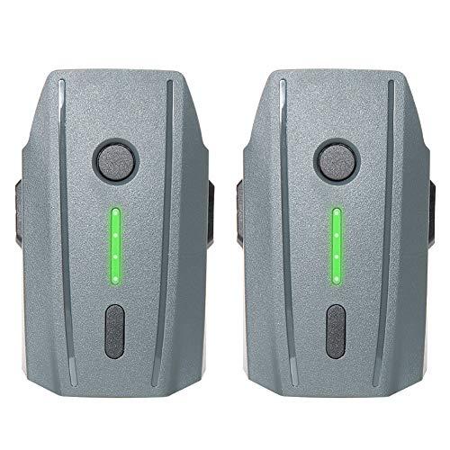 Mavic Pro Battery, Aotu Intelligent Flight Battery for DJI Mavic Pro & Platinum & Alpine White Drone, 11.4V 3830mAh, 2 Pack