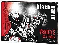black party Varieté des Todes: Die mörderische Krimi-Party für zu Hause