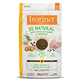 Instinct Be Natural Real Chicken & Brown Rice Recipe Natural Dry Dog...