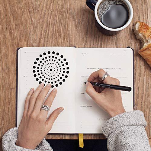 16 Stks Herbruikbare Mandala Dotting Tools Tegels Sjablonen Stencil Set voor DIY Schilderen Tekenen Tekening Tekening Kunst Craft Projecten