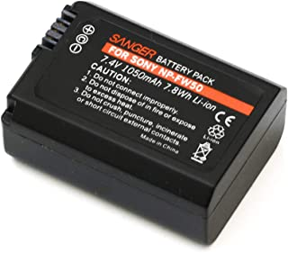 Sanger NP-FW50 Sony Fotoğraf Makinesi Batarya