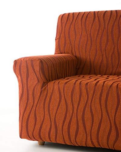 Zebra Textil ohrensessel-husse, Orange