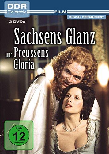 Sachsens Glanz und Preussens Gloria (DDR TV-Archiv) [3 DVDs]