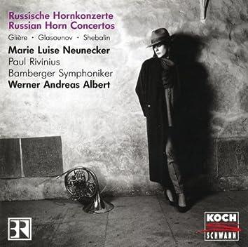 Russische Hornkonzerte
