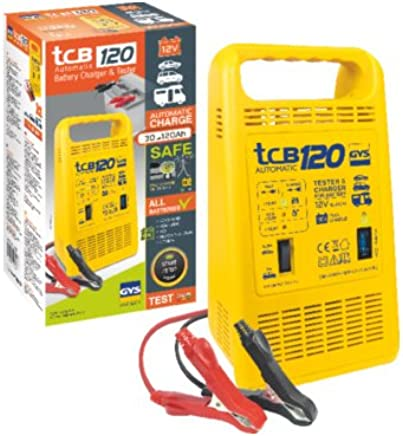 GYS TCB 120 Automatic Battery Charger 12V