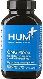 HUM Nutrition Omg! Omega The Great, 3 Ounce