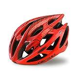 Cairbull Adulto Hombres Mujeres Bicicleta de Montaña Casco de Ciclismo La Seguridad Al Aire Libre Multiuso Cascos M(52-58cm) L (58-62cm)