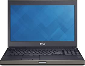 Dell Precision Workstation M4800 Intel i7-4900MQ 2.8GHz 16GB 500GB 15.6