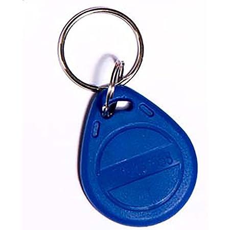 Badge bleu compatible avec les claviers Diagral DIAG45ACK, DIAG44ACK, TF310X, TF311X et TF410X …