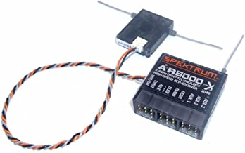 WILLOWLUCKY New Quality Spektrum AR8000 DSM2 DSMX 8 Channel 2.4ghz Receiver