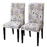 SOYYD Stuhlhussen Universal Stretch Stuhlkissen Sessel überzug stuhlbezüge Protector Cover für...