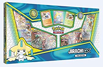 Pokemon TCG: Jirachi GX Collection Box