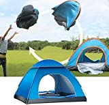 BS Instant Pop Up Tent 5 Person Camping Tent, Instant Set Up, Outdoor Hiking Backpacking Tent Shelter