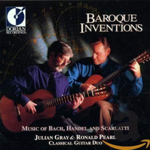 Barocke Inventionen (Musik für zwei Gitarren)