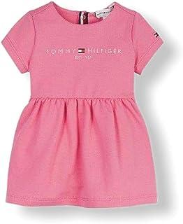 Tommy Hilfiger Baby Essential Dress S/S Robe Bébé Fille