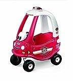 Little Tikes -172502E3 - Porteur - Cozy Coupe Pompier