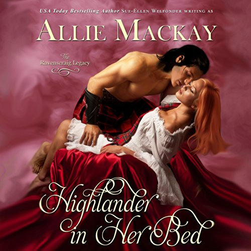 Highlander in Her Bed cover art