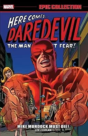 Daredevil Epic Collection 2: Mike Murdock Must Die!