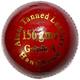 KOOKABURRA Gold King Cricket Ball, Red