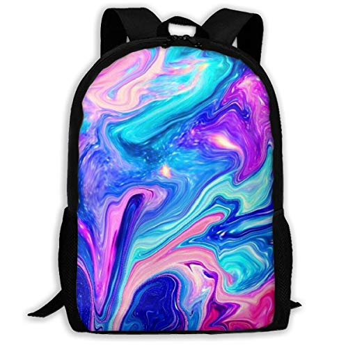 hengshiqi Mochila Backpack, Travel Backpack Laptop Backpack Large Diaper Bag - Drawing Backpack School Backpack for Women & Men