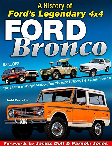 Ford Bronco A History of Ford s Legendary 4x4 product image
