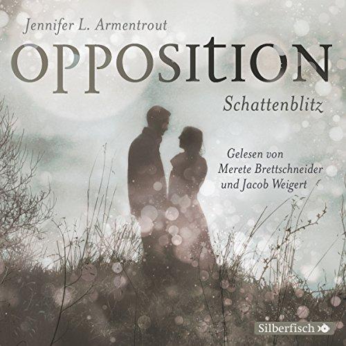 Couverture de Opposition. Schattenblitz (Obsidian 5)