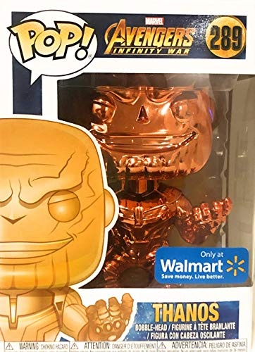 Funko Figura Pop Marvel Avengers: Infinity War Thanos LTD