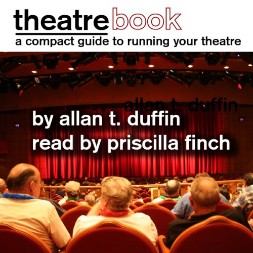 TheatreBook audiobook cover art