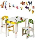 alles-meine.de GmbH 3 TLG. Set: Sitzgruppe für Kinder - aus