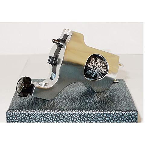 GAG Máquina de tatuaje profesional - Máquina de Tatuar Rotatoria Profesional Alta calidad, libre de formaldehído Legierung Hecho a mano:Línea