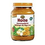 Holle Gemüseallerlei, 6er Pack (6 x 190 g) - Bio
