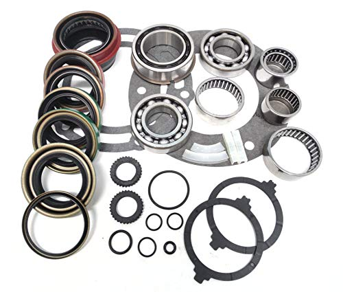 Vital Parts Transfer Case Rebuild Bearing Kit Fits Chevy GMC 88-94 Dodge 93+ NP 241 24MM Re-Seal