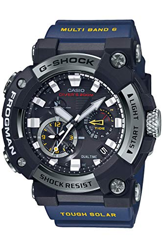CASIO G-Shock FROGMAN GWF-A1000-1A2JF Solar Watch (Japan Domestic Genuine Products)